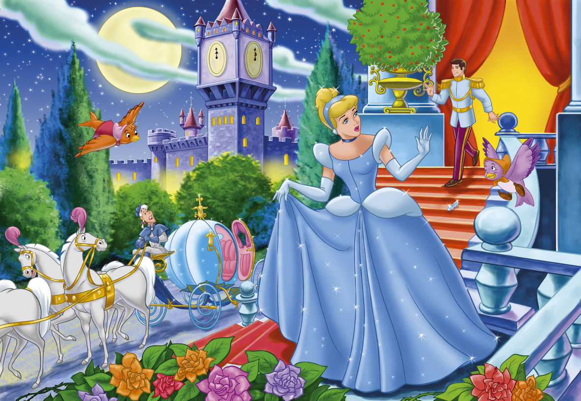 cinderella and the effects of fairy tales on children