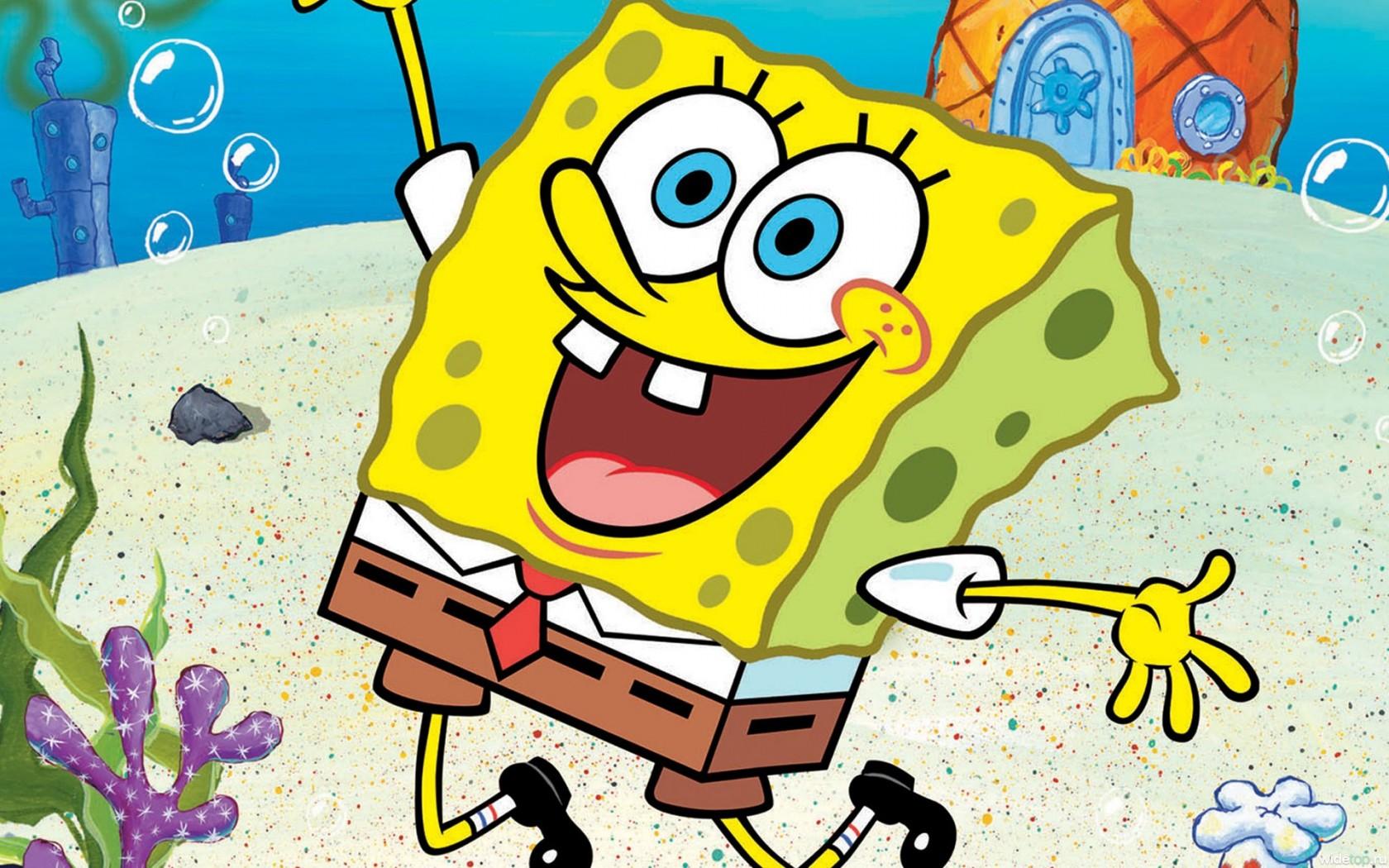 Spongebob reading a book online free