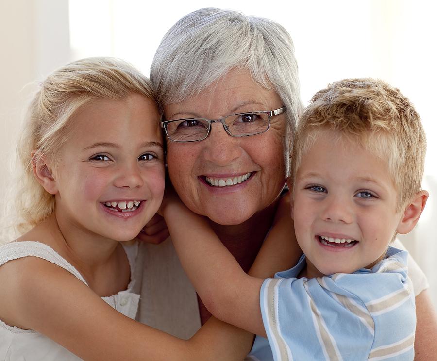 Сказка про бабушку читать для детей