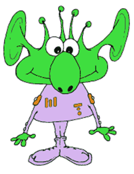 Сказка про инопланетян